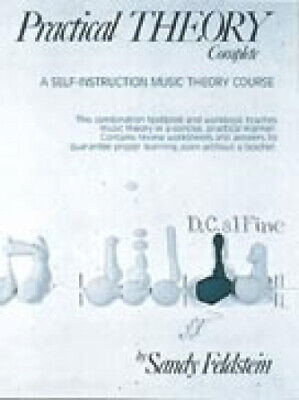 Alfred Publishing 00-2282 Practical Theory Volume 3 - Music Book
