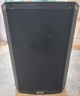 Alto TS315 15 inch 2000W Active Powered PA DJ Loudspeaker - Rarely Used