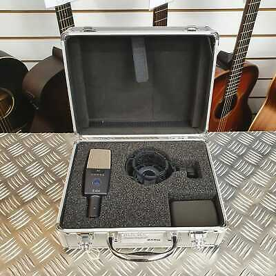 AKG C414 XLS Large Diaphragm Reference Multi Pattern Condensor Microphone