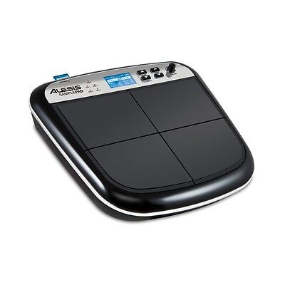 Alesis SamplePad Sample Pad 4-Pads Percussion Electronic Drum Machine Instrument • 99£