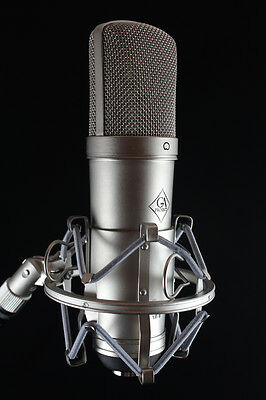 Golden Age Project FC1-Mk II Large Diaphragm Condenser Microphone.