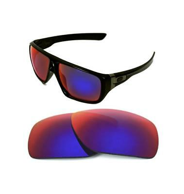 New Polarized Custom  Light +red Lens For Oakley Dispatch  Sunglasses • 22.99£