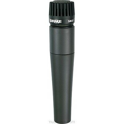 Shure SM57LC Instrument Microphone BRAND NEW Factory Sealed • 66.69£