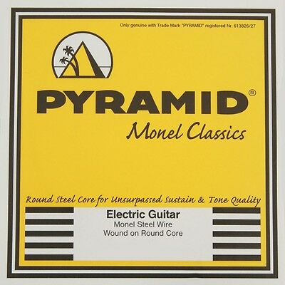 PYRAMID Monel Classics E-Gitarre Saiten SATZ E-Guitar Strings SET • 8.97£
