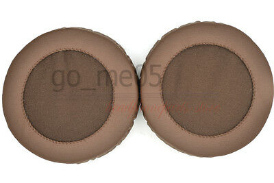 Brown Ear Pads Cushion Earpads For Superlux HD HMD Series Pro Studio Headphones • 12.50£
