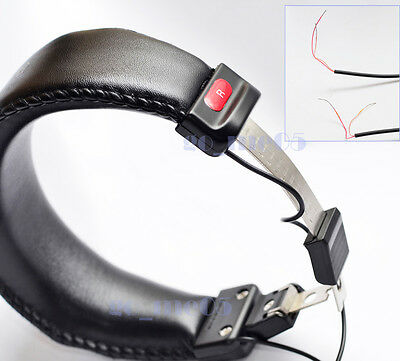 Headband Head Band Parts Cushion For Sony MDR-7506 MDR-V6 V7 MDR7506 Headset Uk • 13£