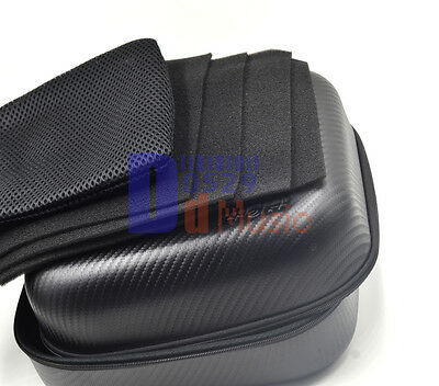 Headphone Hard Case Bag Pack Bag Box For AKG K701 K702 Q701 Q702 Headset K 701 • 21.50£
