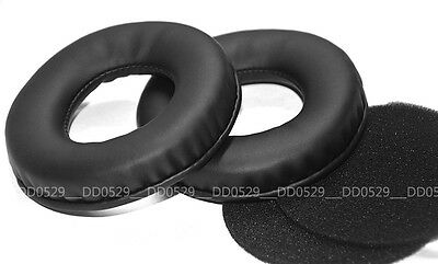 Ear Pads Pad Cushioned Cover For AKG K240 K240S K240 STUDIO K240 MKII Headset L • 12£