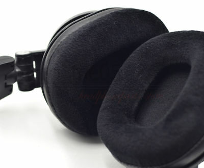 Velour Ear Pads Cushion For Audio Technica ATH-M50 M50S M50X M40 M40S M40X M30  • 11.99£