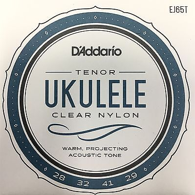 D'addario EJ65T Pro-arte Custom Extruded Ukulele Strings • 5.38£