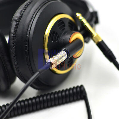 Replacement Audio Cord Cable For AKG Q701 K702 K271 K272 K240mkii K141 K171 K181 • 15.38£