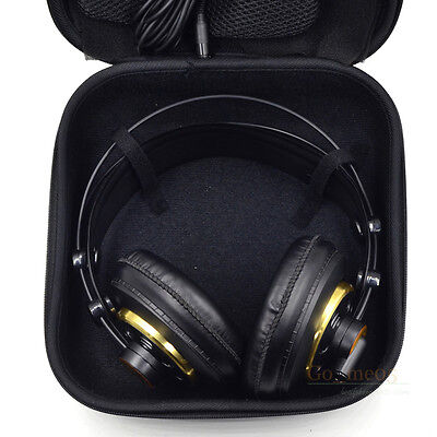 New Hard Storage Case Carry Bag For AKG K701 702 Q701 Q702 K550 K712 Headphones • 19.17£