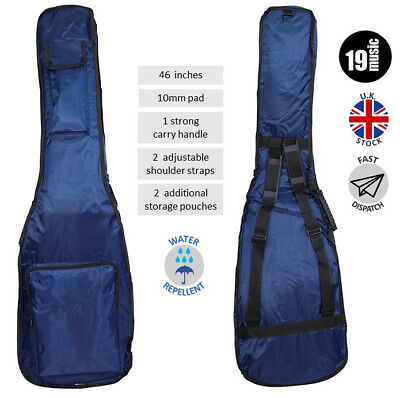 Deluxe Padded Bass Guitar Bag 46