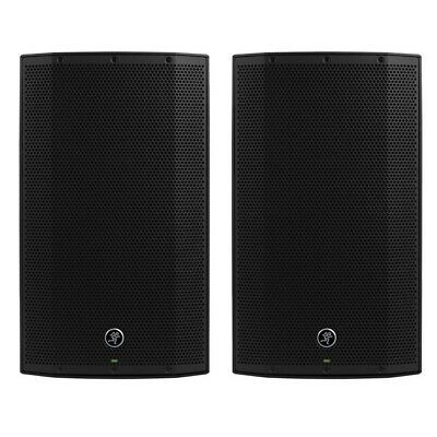 Mackie Thump 15A V4 Professional 15-inch DJ Disco Stage Active PA Speaker (Pair) • 515£
