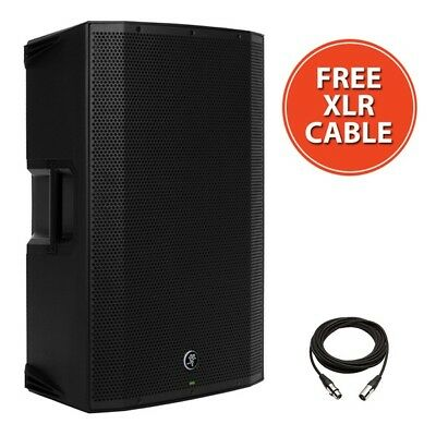 Mackie Thump 15A V4 Active 15  1300W DJ Disco PA Speaker With FREE XLR Cable • 259£