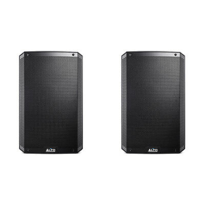 2x Alto TS315 Active Speaker 4000W 15  2Way Powered PA DJ Loudspeaker *NEW MODEL • 575£