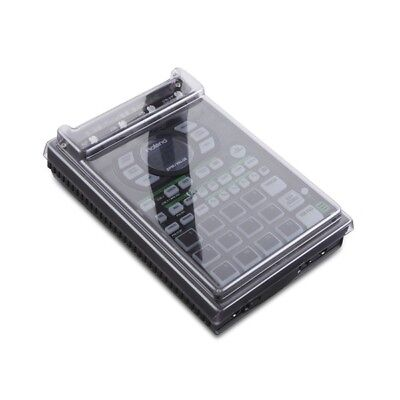 Decksaver Roland SP404 SP404A SP404SX Protective Dust Cover Shield Smoked/Clear • 28.50£