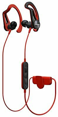 NEW Pioneer Pioneer SE-E7BT Bluetooth Sports Earphone Drip-proof Red • 49.68£