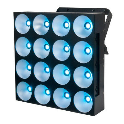 ADJ Dotz Matrix LED Wash Blinder Light 16 X 30W TRI COB LED Panel Light • 619£
