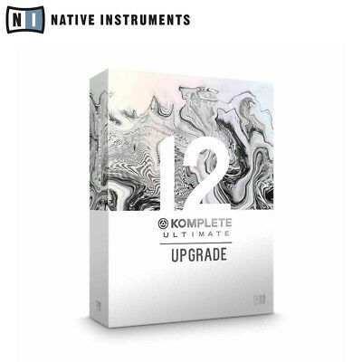 Native Instruments Komplete 12 Ultimate Collectors Edition UPG K8-12 • 829£