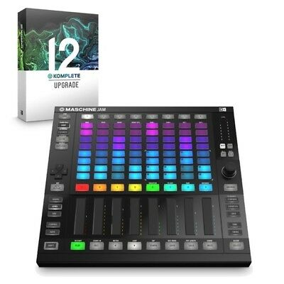 Native Instruments Maschine Jam Production Controller With Komplete 12 Upgrade • 549£