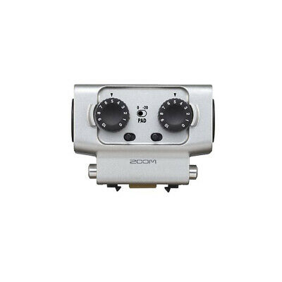 ZOOM EXH-6 Dual XLR/TRS Input Capsule For Zoom H5/H6 • 64£
