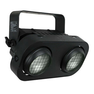 Showtec Stage Blinder 2 Blaze 2 X 100W COB LED Stage Lighting Outdoor IP65 • 480£
