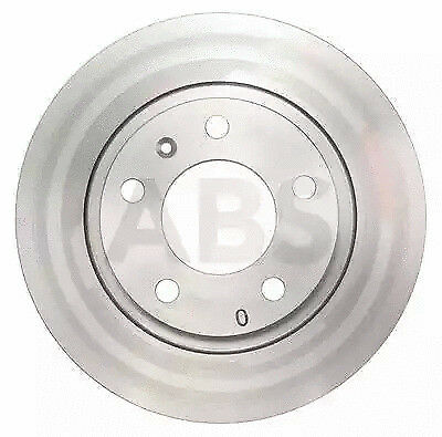Rear Set Of 2x Brake Discs A.B.S. 17967 • 52.50£