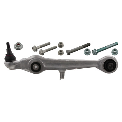 Front Lower Control Arm Inc Bushes Joint Bolt & Nuts Fits Volkswagen Febi 40114 • 45.76£