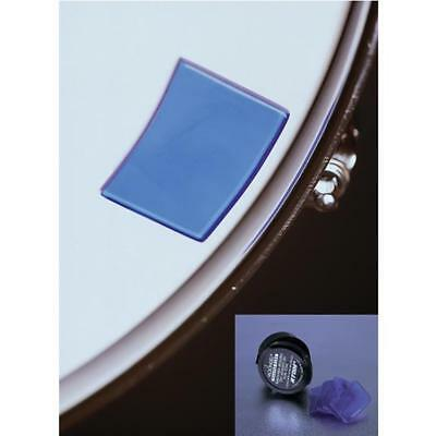 RTOM Moongel MG Damper Pads For Drums, Cymbals & Percussion Blue 6-Pack • 5.65£