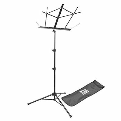 On-Stage SM7222B Tripod Sheet Music Stand W/ Carry Bag • 9.58£