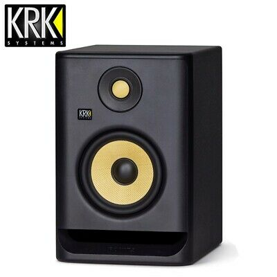KRK Rokit RP5 G4 Professional Active Powered 5  DJ Studio Monitor Speaker • 159£