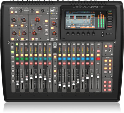 X32 COMPACT Compact 40-Input, 25-Bus Digital Mixing Console (A-Stock) • 1,368.29£