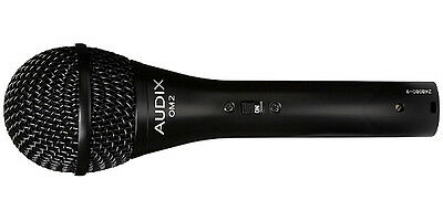 New AUDIX OM2S Dynamic Vocal  Microphone From Japan • 112.20£