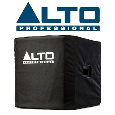 Alto TS315S Protective Padded Slip-on DJ Disco PA 15  Subwoofer Cover • 35.49£