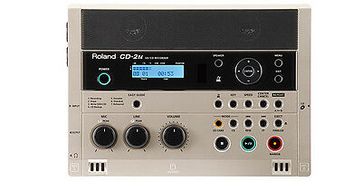 New ROLAND CD-2u SD/CD Recorder From Japan • 664.78£
