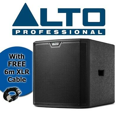 Alto TS315S Active Powered DJ Disco Club Bar Live PA 15  1000W RMS Subwoofer • 429£