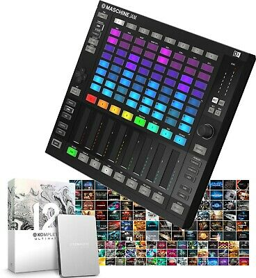 Native Instruments Maschine Jam & Komplete 12 Ultimate Collector's Edition • 1,379£