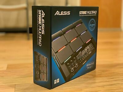 Alesis Strike Multipad Percussion Pad With Sampler And Looper Brand New • 594.83£