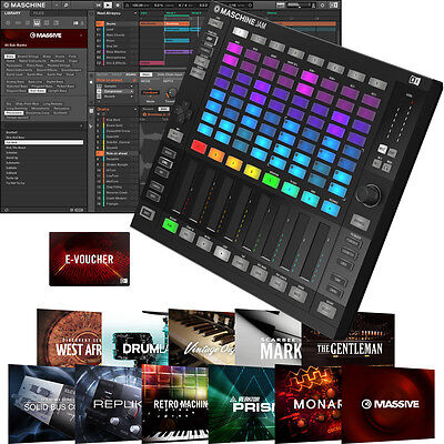 Native Instruments Maschine Jam Controller With Komplete 11 Select RRP £149 FREE • 239£