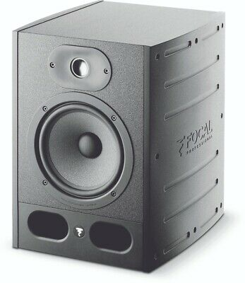 Focal Pro ALPHA65 6.5  Two Way Active Single Studio Monitor • 256.24£