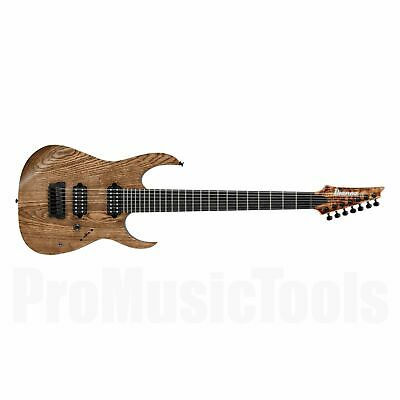 Ibanez RGIXL7 ABL Iron Label - Antique Brown Stained Low Gloss - B-stock * NEW * • 739.10£