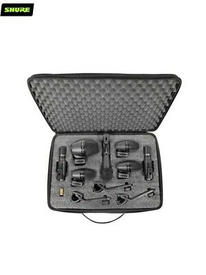 Kit Microfoni Per Batteria Shure PGA DRUM KIT 7 • 492.11£