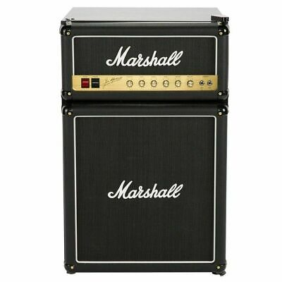Marshall Fridge 4.4 With Freezer Compartment - Guitar Amp Drinks Chiller • 359£