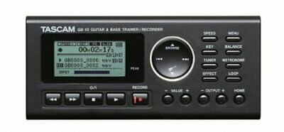 NEW TASCAM Trainer / Recorder Guitar & Bass GB-10 • 202.56£