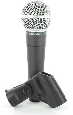 Shure SM58 Dynamic Handheld Vocal Microphone, SM58-LC Mic • 67.73£