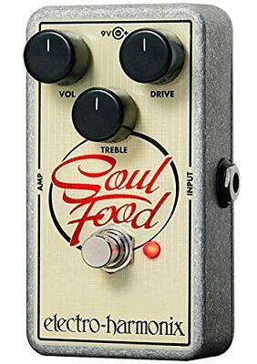 Electro-harmonix Effector Distortion / Fuzz / Overdrive Soul Food • 106.79£