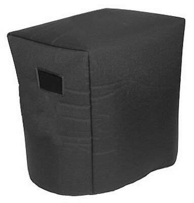 Fender Rumble 410 Bass Extension Cabinet Cover, Padded, Black, Tuki (fend247p) • 75.78£