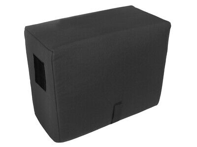 Orange Crush CR120C 2x12 Combo Amp Cover - 1/2  Padded, Black, Tuki (oran064p) • 65.29£