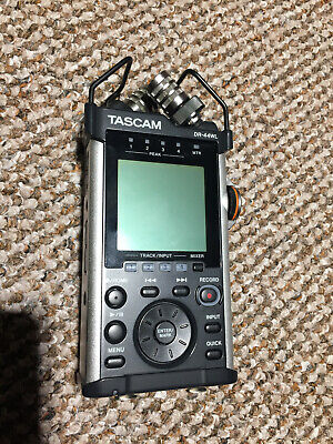 Tascam DR-44WL - 4 Track Linear Recorder With WiFi • 200£